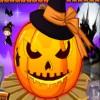 Geheimnis-Halloween Kürbis Laterne Spiel