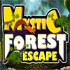 Mystik Wald zu entkommen Spiel
