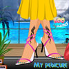 My Pedicure Salon game