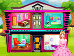 My Doll House Design and Decoration game