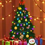 Meine Weihnachtsbaum-Dekoration Spiel