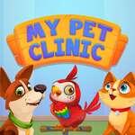 Ma clinique pour animaux de compagnie jeu