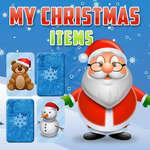 Mis artículos de Navidad juego