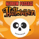 Passage étroit Halloween jeu