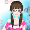 Nerdy Girl Dress Up game