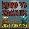 Nerd vs Zombies survivre jeu