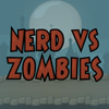 Nerd vs Zombies spel