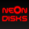 Neon Disks game