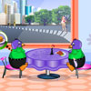 New York Penguin Diner gioco