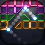 Neon Bricks game
