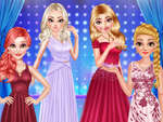 New Year Formal Dress Show 2020 game