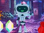 Новопоявих робот избяга игра