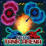 Neon Tank Arena joc