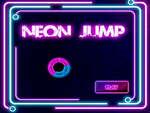 Неонови скокове игра