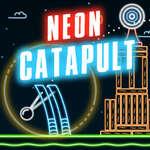 Catapulte au néon jeu