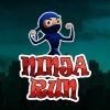 Ninja Run jeu