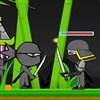 Ninja de nuit jeu