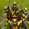 Números ocultos de las tortugas ninja juego