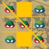 Ninja Turtles Tic Tac Toe game