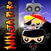 NinjaPiRo Spiel