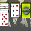 Ninja Turtles Solitaire spel
