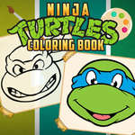Ninja Turtles Coloring Book jeu