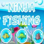 Нинджа риболов игра