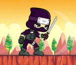 Ninja Adventure relax time game