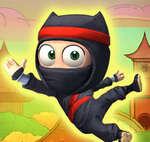 Ninja Ascend Spiel