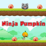 Ninja Pumpkin game