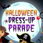 Nick Jr Halloween öltöztetős játék