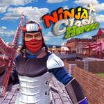 Ninja Clash Heroes Spiel
