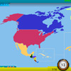 North America GeoQuest game