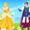 Edele prinses en de kikker prins spel