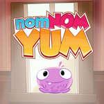 Nom Nom Yum game