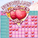 Nonograms Valentines Day game