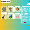 Number Riddle game