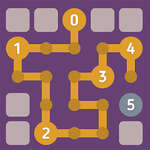 Number Maze game