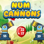 Num Cannons game