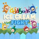 Oddbods Ice Cream Fight game
