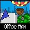 Hombre de la oficina juego