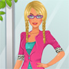 Office Barbie spel