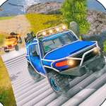 Offroad Land Cruiser Jeep oyunu