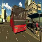 Offroad Passenger Bus Simulator City Coach Simulator joc