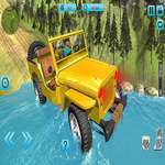 Offroad Jeep Rijden 3D Real Jeep Adventure 2019 spel