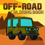 Offroad Coloring Book game