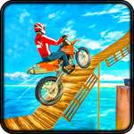 Offroad Real Stunts Bike Race Bike Racing Joc 3D