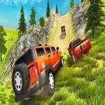 Offroad Jeep de conducere joc de aventura