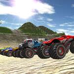 Offroad Monster Trucks game
