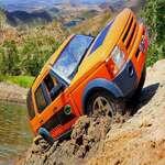 Off Road de pasageri Jeep Drive joc